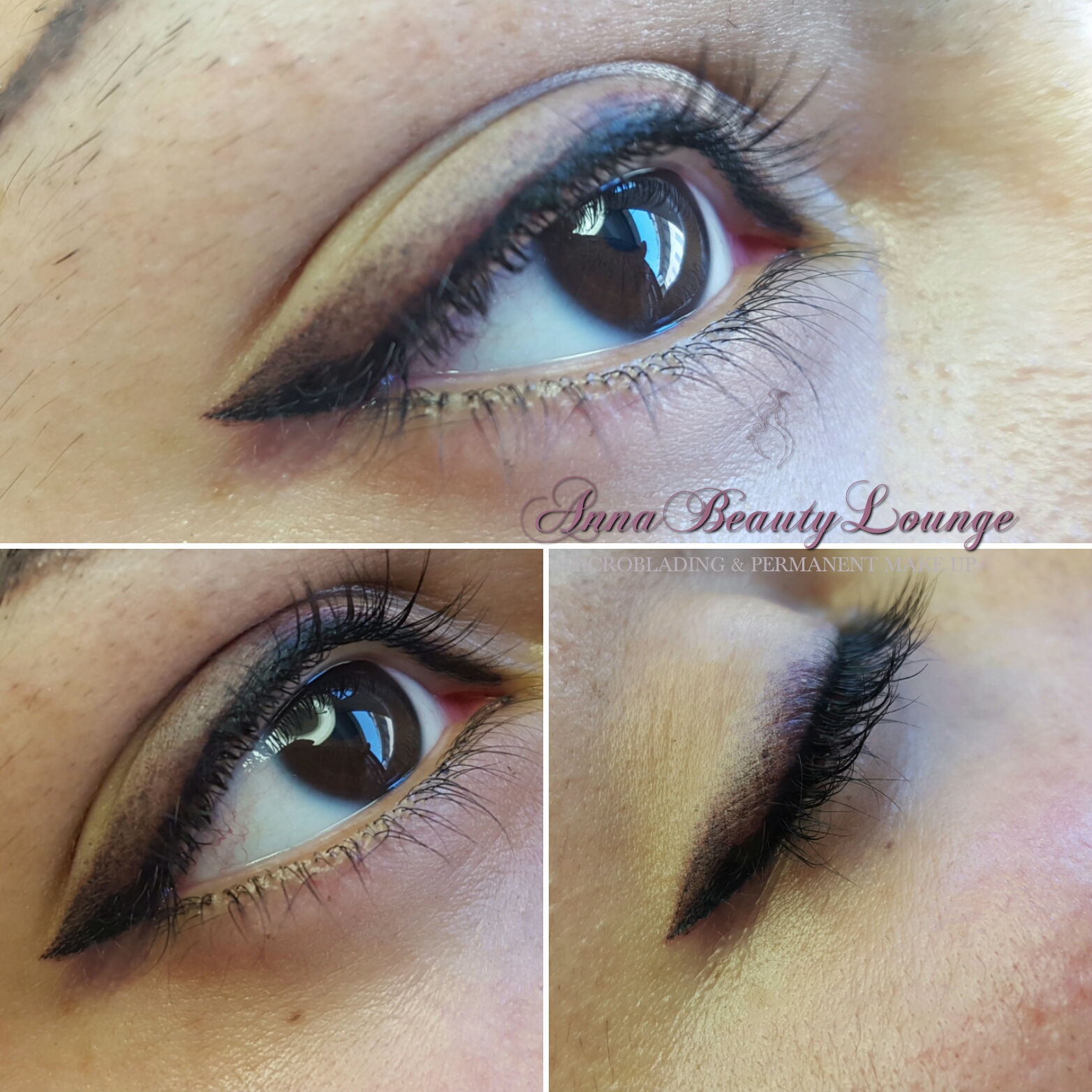 semi permanent makeup eye liner anna beauty lounge. Black Bedroom Furniture Sets. Home Design Ideas